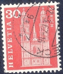 Stamps Switzerland -  Zurich