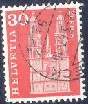 Stamps : Europe : Switzerland :  Zurich