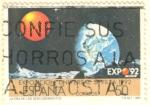Stamps Spain -  La Era de los Descubrimientos