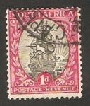 Stamps South Africa -  barco de van riebeeck