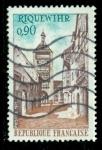 Sellos de Europa - Francia -  Riquewhir