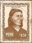 Stamps Peru -  Rebelión Emancipadora de Pedro Vilcapaza.
