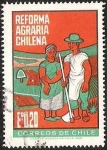 Stamps of the world : Chile :  REFORMA AGRARIA CHILENA