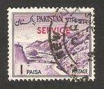 Sellos de Asia - Pakistán -  paso de khyber