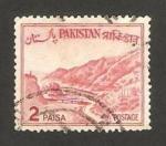Stamps : Asia : Pakistan :  paso de khyber