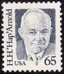 Stamps United States -  H.H.