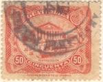 Sellos de America - Guatemala -  Teatro Colon