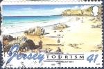Sellos del Mundo : Europa : Isla_de_Jersey : Bahía de Plemont