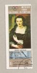 Stamps Yemen -  Olimpiadas Méjico 1968