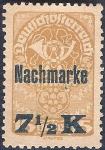 Stamps Austria -  Sello antiguo