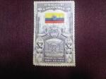 Stamps : America : Colombia :  Timbre Nacional (Capitolio Nacional)