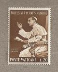 Sellos de Europa - Vaticano -  Pablo VI