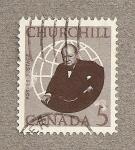 Sellos de America - Canadá -  Churchill