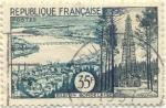 Sellos de Europa - Francia -  Region Bordelaise