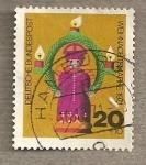Stamps Germany -  Navidad
