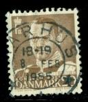 Sellos del Mundo : Europa : Dinamarca : Federico IX