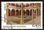 Stamps : Europe : Spain :  Casa de las torres. Úbeda