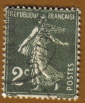 Stamps France -  REP. FRANCESA