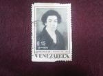 Stamps Venezuela -  Simón Bolivar-Madrid 1799-1802