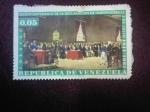 sellos de America - Venezuela -  Sesquicentenario de la declaración de independencia (5 de Julio 1811-1961)
