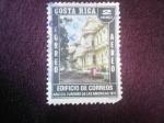 Sellos de America - Costa Rica -  Edificio de Correo (Año del turismo de las Américas 1972)