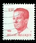 Sellos de Europa - Bélgica -  Balduino