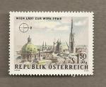 Sellos del Mundo : Europa : Austria : Viena invita a Wipa 1965