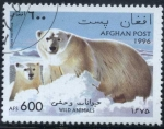 Stamps : Asia : Afghanistan :  Animales Salvajes