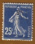 Sellos de Europa - Francia -  REP. FRANCESA