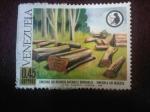 Stamps America - Venezuela -  Conserve los Recursos Naturales Renovables
