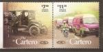 Sellos de America - México -  DÌA   DEL   CARTERO