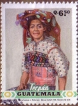 Stamps : America : Guatemala :  Trajes Tipicos II