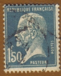 Stamps Europe - France -  Louis Pasteur