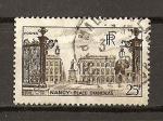 Sellos de Europa - Francia -  Nancy.