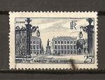 Sellos de Europa - Francia -  Nancy (nuevo color)
