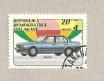 Sellos de Africa - Madagascar -  Auto BMW