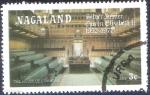 Sellos del Mundo : Asia : Nagaland : 25 años de reinado de Isabel II