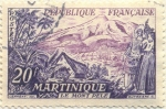 Stamps France -  Martinique