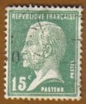 Sellos de Europa - Francia -  Louis Pasteur