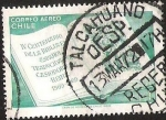 Stamps Chile -  IV CENTENARIO DE LA BIBLIA EN ESPAÑOL