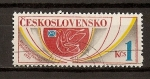 Sellos de Europa - Checoslovaquia -  Dia del Sello.