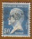 Stamps France -  Louis Pasteur
