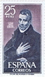 Stamps of the world : Spain :  BEATO JUAN DE AVILA