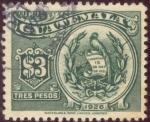 Sellos del Mundo : America : Guatemala : Escudo de Guatemala
