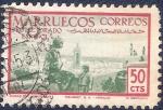 Stamps : Europe : Spain :  Protectorado Español en Marruecos