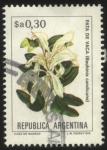 Stamps : America : Argentina :  Flor de Pata de Vaca. Bauhinia candicans.