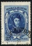 Stamps : America : Argentina :  Libertador General San Martín.