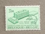 Stamps Belgium -  Día del Sello 1970