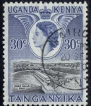 Stamps Africa - Uganda -  Intercambio