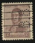 Sellos del Mundo : America : Argentina : Libertador General San Martín,